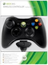Pad bezprzewodowy + Play & Charge Kit (czarny)