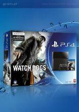Konsola Playstation 4 + Watch Dogs