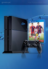 PlayStation 4 + FIFA 15