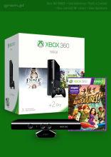 Zestaw 2 Xbox 360 + Kinect
