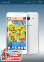 Samsung Galaxy Grand Prime G531 Biały
