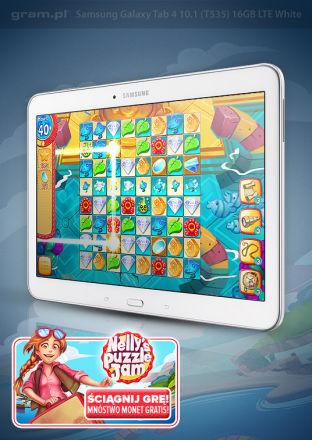 Samsung Galaxy Tab 4 10.1 (T535) 16GB LTE White