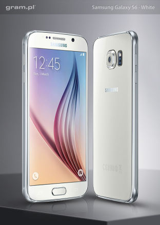 Samsung Galaxy S6 White 32GB