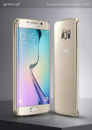 Samsung Galaxy S6 Edge Gold 32GB